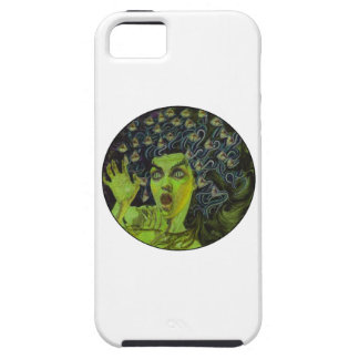 MEDUSA THE WARRIOR iPhone 5 CASES