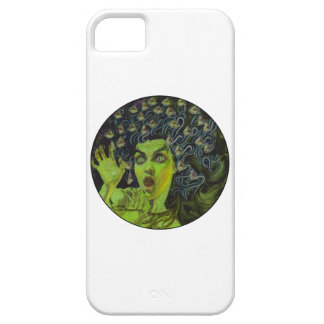 MEDUSA THE WARRIOR iPhone 5 COVER