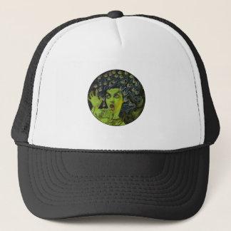 MEDUSA THE WARRIOR TRUCKER HAT