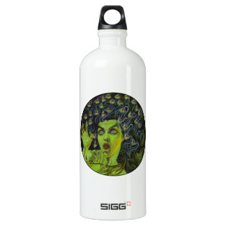 MEDUSA THE WARRIOR WATER BOTTLE