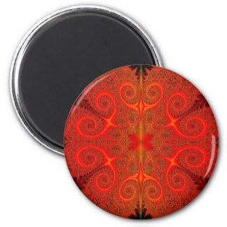 Medusa's Fire Magnet
