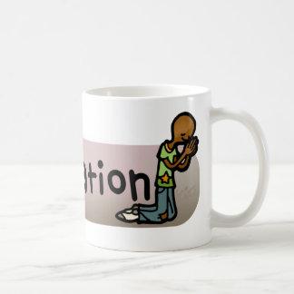meek mug. coffee mug