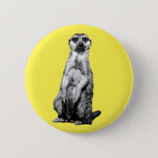 Meerkat 2 Inch Round Button