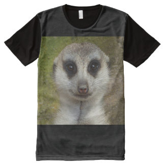 Meerkat All-Over-Print T-Shirt