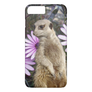 Meerkat_And_Daisies,_Barely There iPhone 7 Plus iPhone 7 Plus Case