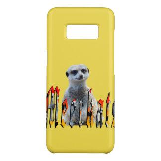 Meerkat And Meerkats Picture Logo, Case-Mate Samsung Galaxy S8 Case