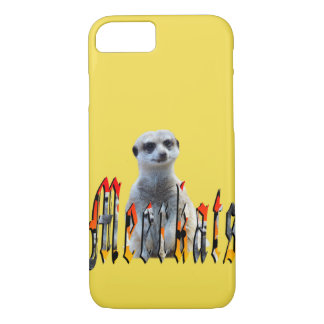 Meerkat And Meerkats Picture Logo, iPhone 8/7 Case