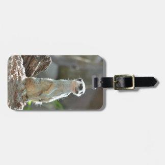 Meerkat Bag Tag