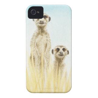 Meerkat Blackberry Bold Case-Mate Case Case-Mate iPhone 4 Case
