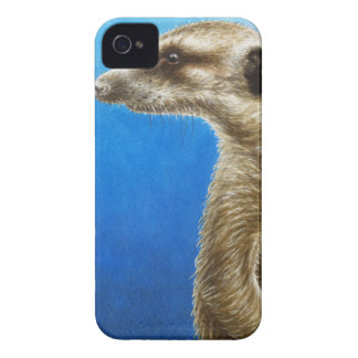 Meerkat Blackberry Bold Case-Mate Case iPhone 4 Cases
