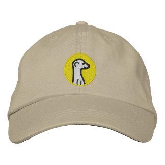 MeerKat Cap Embroidered Hats
