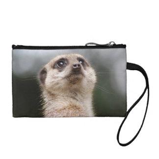 Meerkat Change Purse