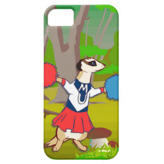 Meerkat cheerleader case for the iPhone 5