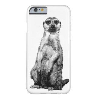 Meerkat Custom iPhone 6 Case