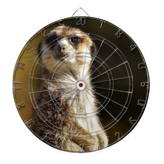 Meerkat Dartboard