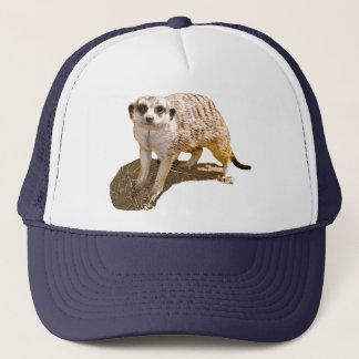 Meerkat Gift Trucker Hat
