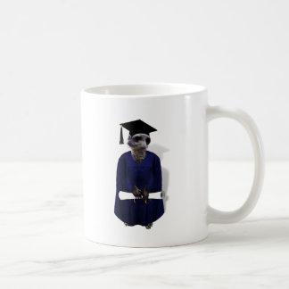 Meerkat Graduate Coffee Mug