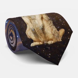 Meerkat in Space Tie