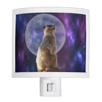 Meerkat_In_The_Moonlight,_Night_Light. Nite Lites