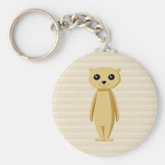 Meerkat. Keychain
