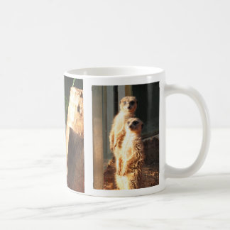 Meerkat Morning Coffee Mug