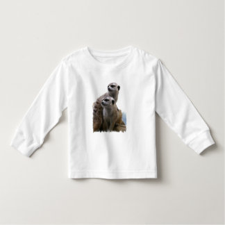 Meerkat Pair Toddler T-Shirt