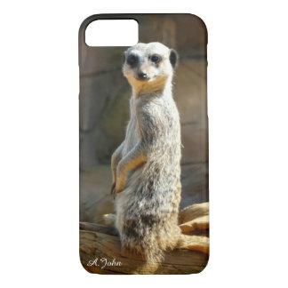 Meerkat phone case