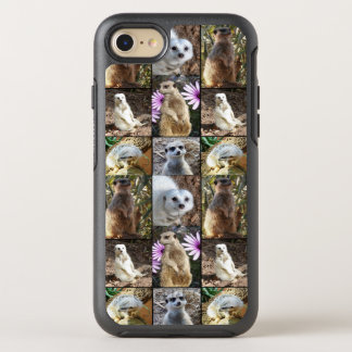 Meerkat Photo Collage, iPhone 7 Symmetry Case.