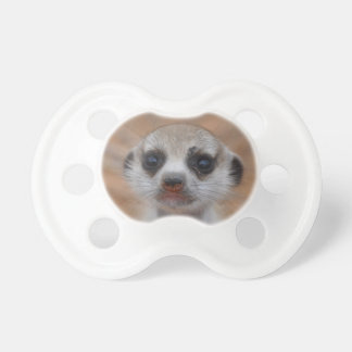 Meerkat Pup Pacifier