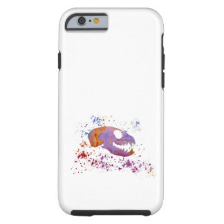 Meerkat Skull Tough iPhone 6 Case