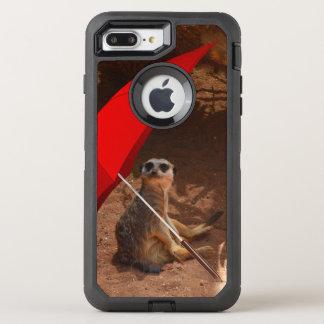 Meerkat Sun Smart, iPhone Seven Plus Defender Case