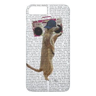 Meerkat with Boom Box Ghetto Blaster 2 iPhone 7 Plus Case