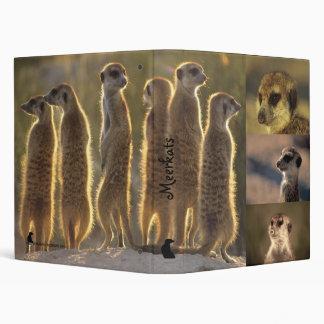 Meerkats Binder - Flower Yossarian Mozart