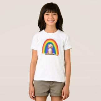 Meet at the Rainbow Bridge Girls' T-shirt