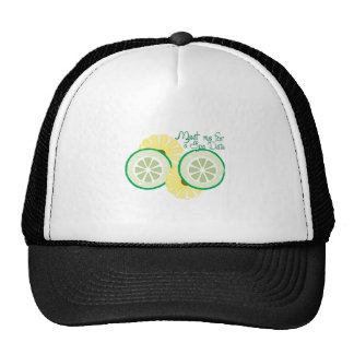 Meet for a Spa Date Hats