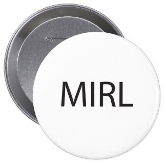 Meet In Real Life ai Pinback Button