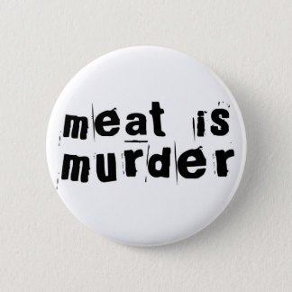 Meet Is Murder 2 Inch Round Button