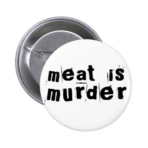 Meet Is Murder Pins