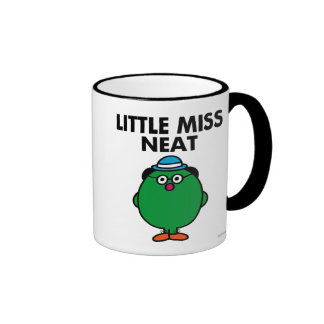 Meet Little Miss Neat Ringer Coffee Mug