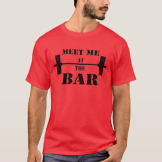 Meet Me At The Bar Tee