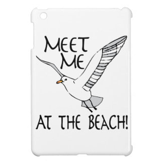 Meet Me At The Beach! Case For The iPad Mini