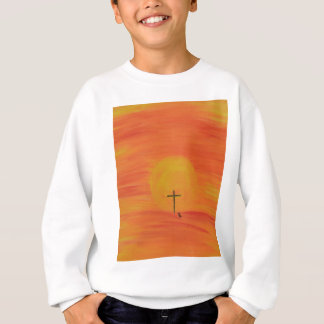 Meet Me At The Cross Sweatshirt