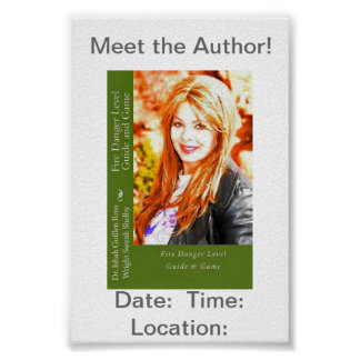 Meet The Author! (2) Poster