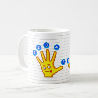 Meet The Numbers Coffee Mug