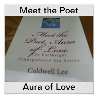 Meet the Poet Poster