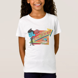 "Meet The Robinsons Wilbur ""To The Future!"" Disney T-Shirt"