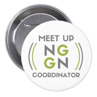 Meet Up Coordinator Button