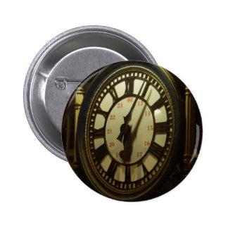 Meet you under the clock pins