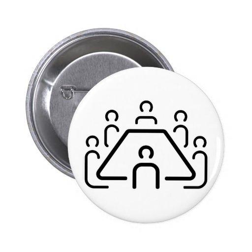meeting pinback buttons