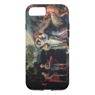 Meeting of Jacob and Laban with Rachel, Leah and S iPhone 7 Case